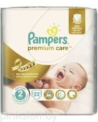 Подгузники Pampers Premium Care 22 шт. ( 3-6 кг)