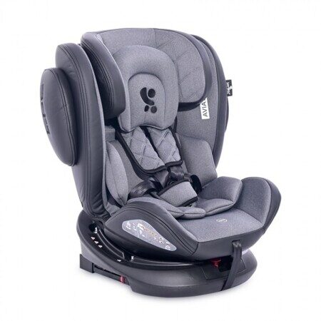 Дет. автокресло  Aviator Isofix Black Dark Grey 2021 арт.10071302118