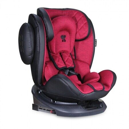 Дет. автокресло  Aviator Isofix Black Redарт.10071301903