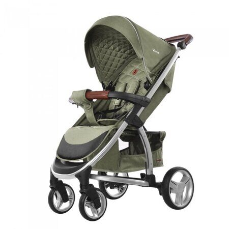 Коляска детская CARRELLO Vista CRL-8505 Olive Green